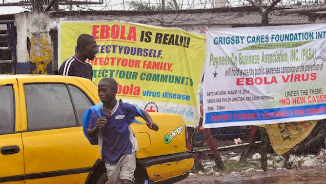 Ebola Could Infect 20,000 People, World Health Organization Says