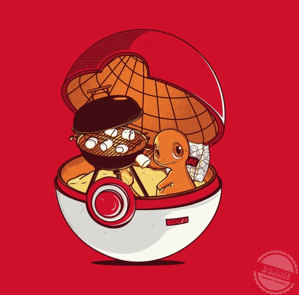 What The Inside of a Pokéball Looks Like
