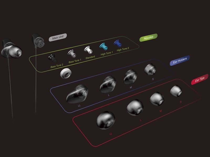 Pioneer SE-CLX9 Are Batman's Earphones of Choice