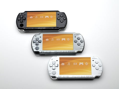 New PSP Slim Coming September, Kinda Looks the Same