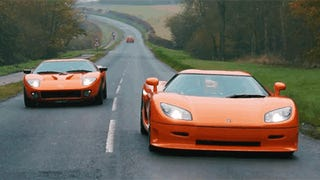 Life With A Ford GT Mirage 720 And A Koenigsegg CCR On The Road