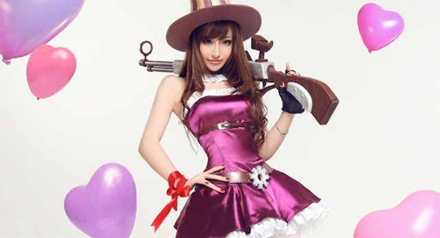 Chinese Cosplayer's Image Stolen To Sell Companion Services