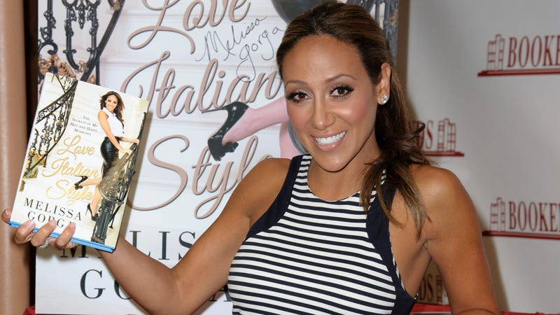 'Real Housewife' Melissa Gorga's New Book Advocates Marital Rape