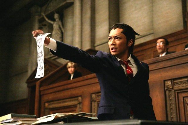 Ace Attorney Pictures