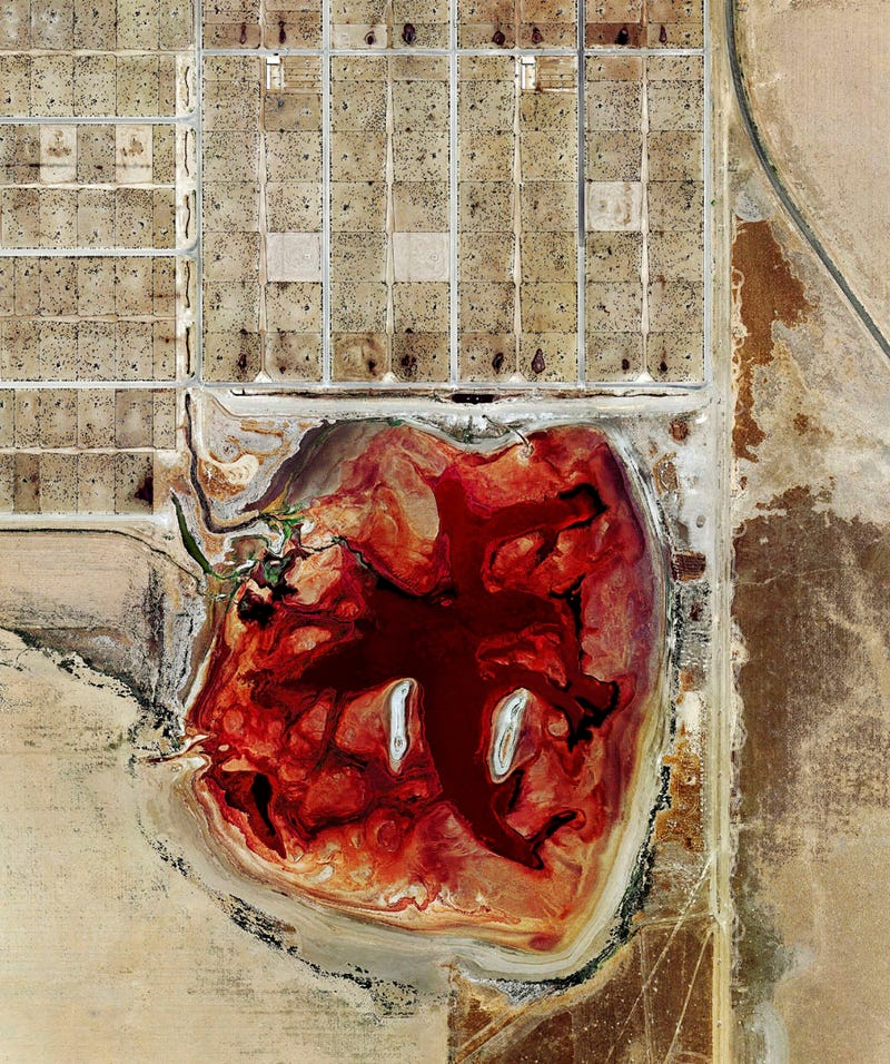 Satellite images show how factory farms alter our landscape