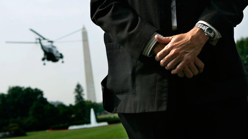 Secret Service Agents Investigated for Allegedly Perving on Subordinate