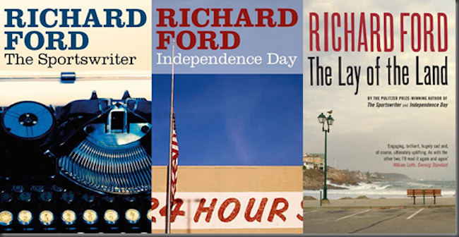 White And Needy: What I Learned From Richard Ford's Sportwriter Trilogy