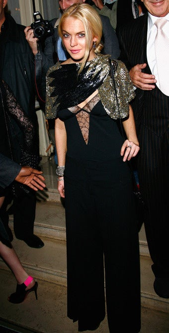 """Lohan's A """"Living Doll"""" Says Ungaro CEO; Siriano Gets His Own Reality Show"""