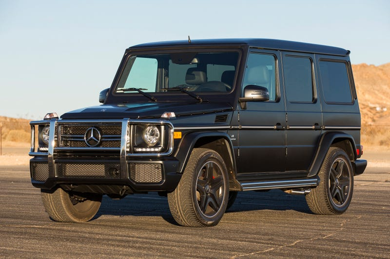 What to do? - Mercedes G63 AMG edition