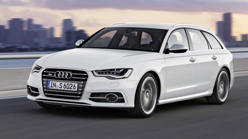 2012 Audi S6, S7, S8: Aluminum und Turbo V8s