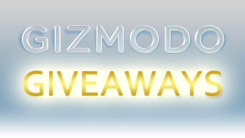 Gizmodo Giveaway for Audiophiles