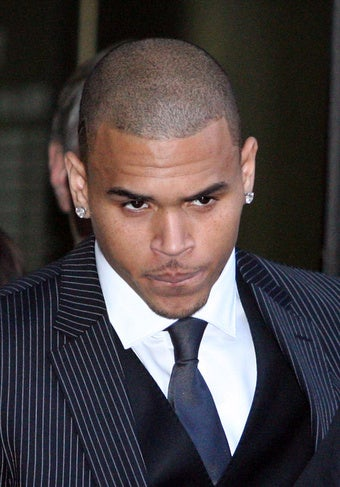 Chris Brown Will Not Tolerate Oprah's Lip