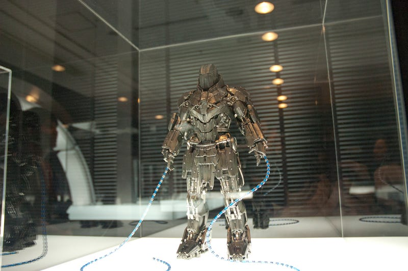 The Hot Toys Event in Japan Was a Geekgasm of Iron Man