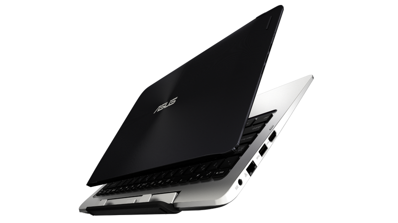 Asus Transformer Book Duet: One Laptop, Two Tablets, All the Crazy
