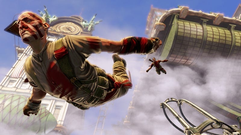 New Job Listing Has Us Wondering if BioShock Infinite Is Getting Multiplayer