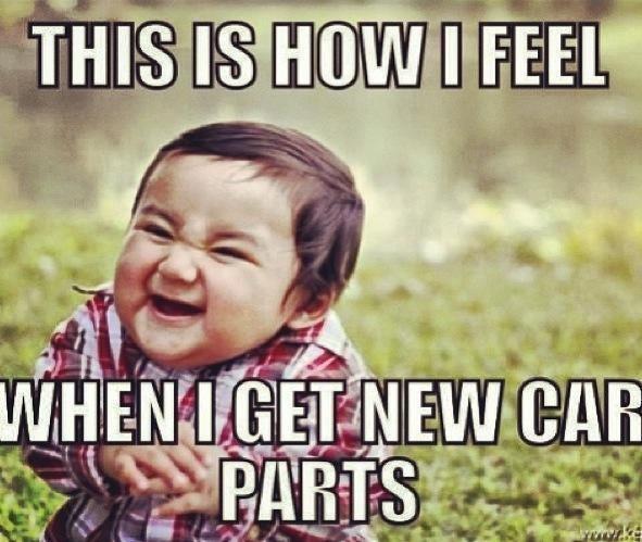 FR-S Parts ordered, spring upgrades