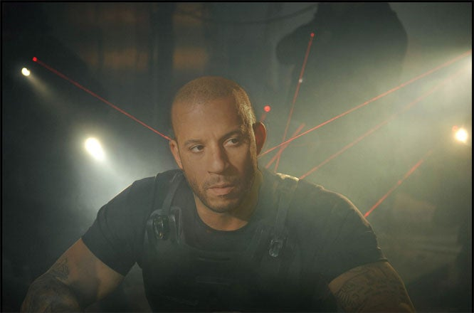 Finally, A Dystopia Grim Enough For Vin Diesel