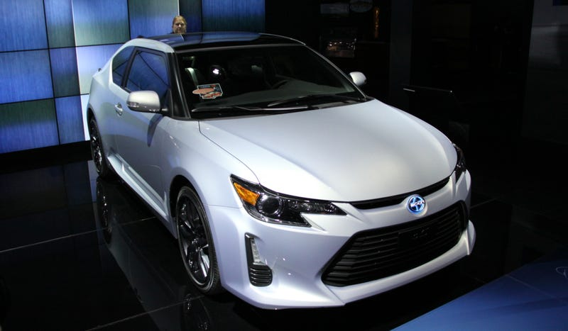 The 2014 Scion tC Is The Gateway Drug To The Infiniti G37