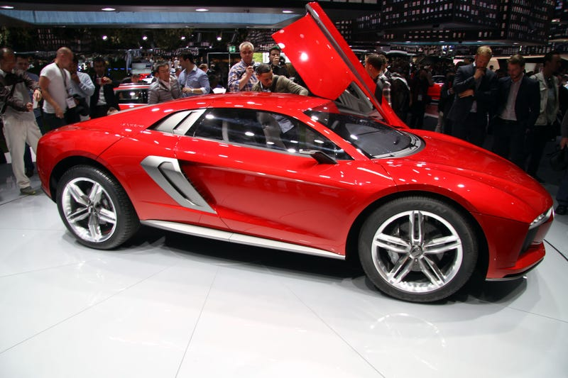 The Nanuk Is One The Great Cars Audi Won't Make