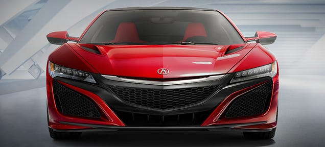 Here's Why I Think The Acura NSX Will Fail As A Halo Car