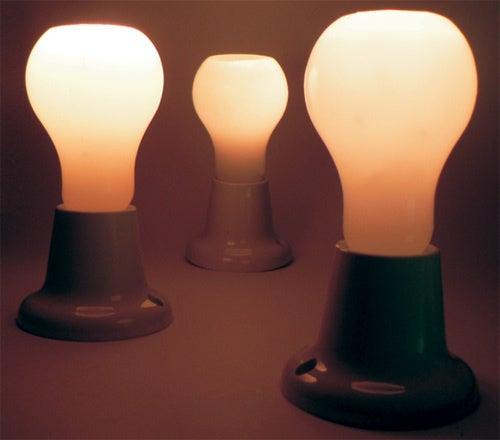 Bulb Candles Wax the Watts