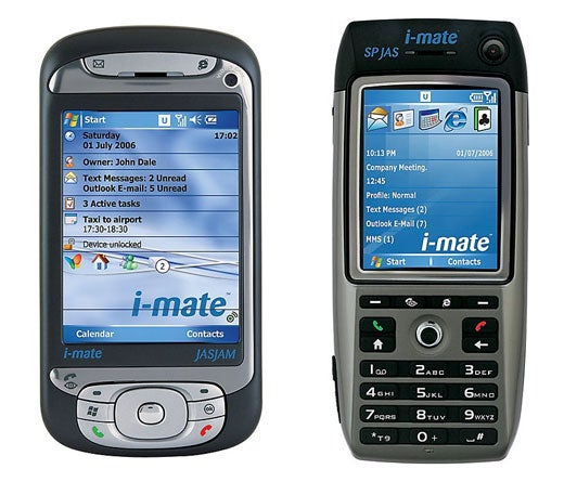 i-Mate Releases JASJAM and SP JAS, Re-badged Versions of The HTC TyTN and MTeoR