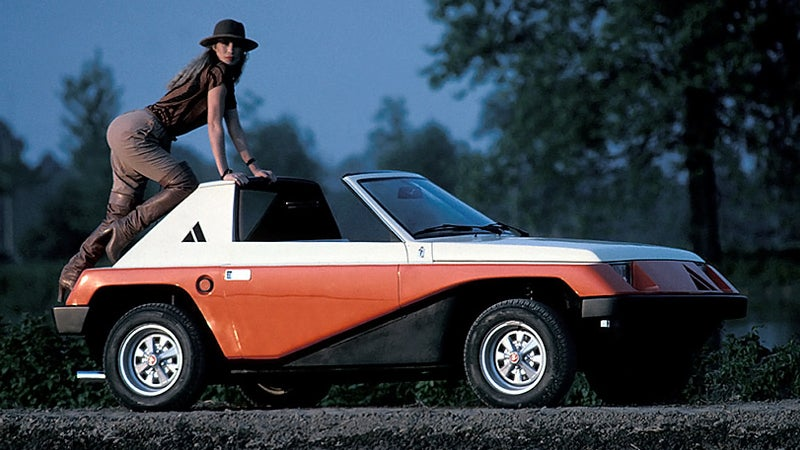 Pininfarina's Idea Of The Perfect Car For Youngsters