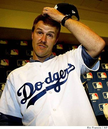Jeff Kent Will Fight No More Forever