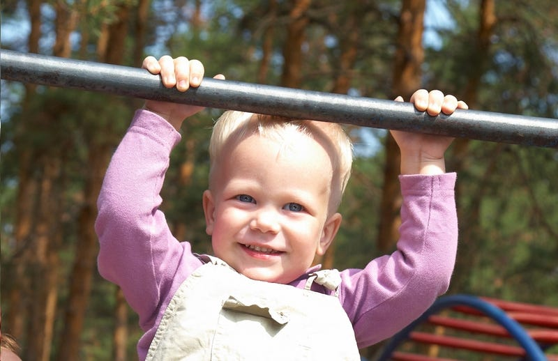 Crossfit for Toddlers: $280 a Month