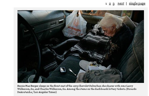 Life On the Streets Is Tough. Being Homeless At 97 Is Tougher.