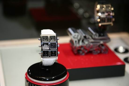 Millionaire Fair Features $1.2M Phone, Other Baubles for the Fabulously Dumb