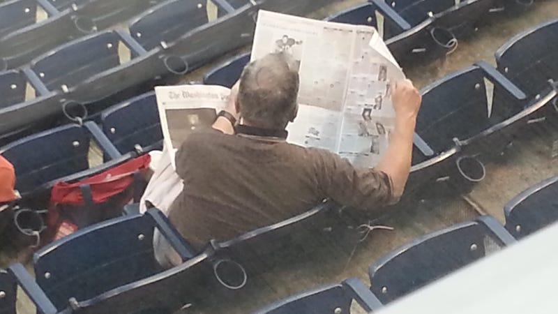 Baseball Fan Finds Death Less Boring Than Baseball