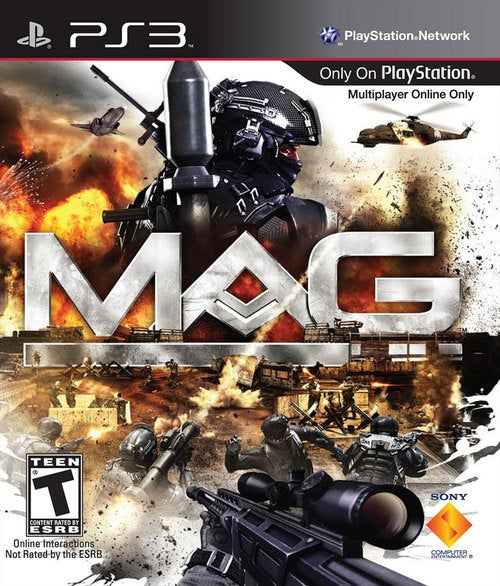 MAG Box Art Could Not Be More Explosive