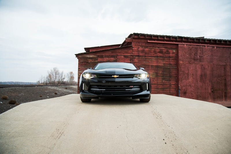 A Basic 2016 Chevrolet Camaro V6 Is The Most Surprising Enthusiast's Car In A Long Time