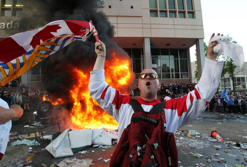 How Does Vancouver Prevent Another Canucks Riot?