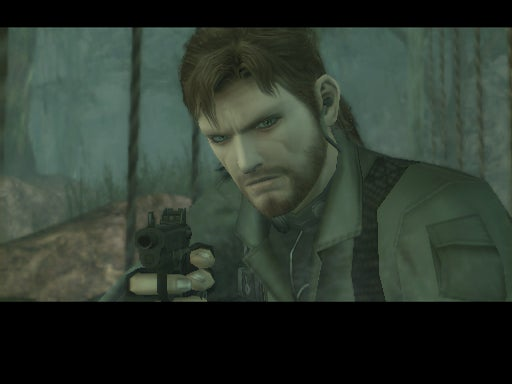 Can You Spot the HD Metal Gear Solid Games?