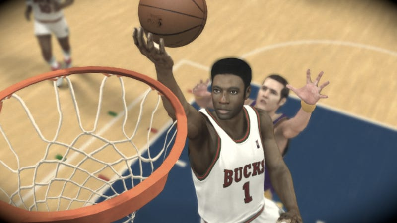 Every Night is Basketball Appreciation Night in NBA 2K12