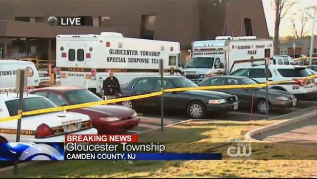 Three Officers Shot Inside New Jersey Police Station by Person in Custody