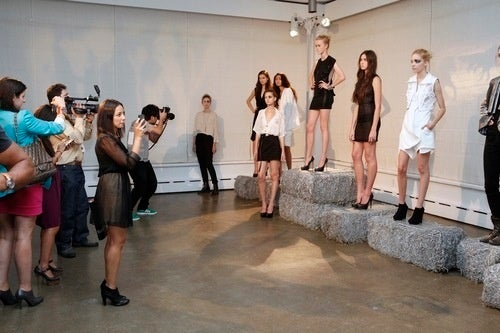 Confessions of a Fashion Week Party Monster