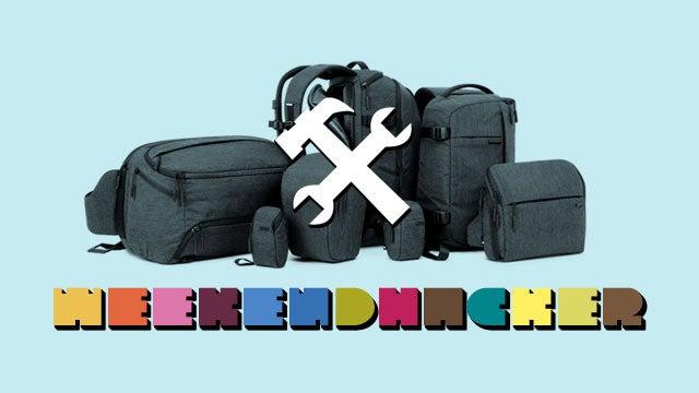 Put Together a Killer Go Bag This Weekend