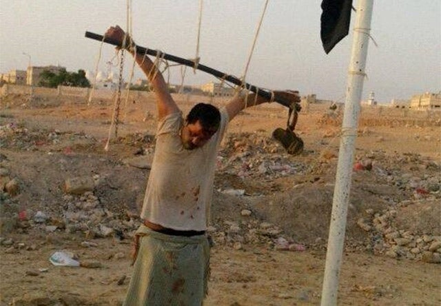 "Al Qaeda Reportedly Executes ""U.S. Spy,"" Strings Up His Body"