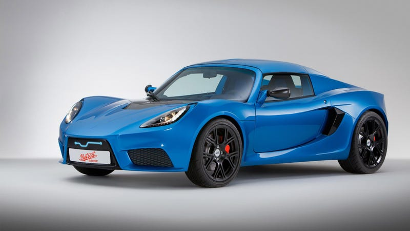 The Detroit Electric SP:01 Is The World's Fastest Pure-Electric Production Car