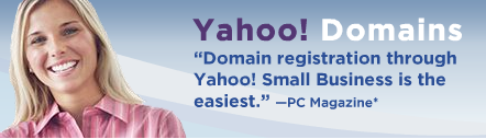Dealzmodo Supplemental: Yahoo Domain Names $1.99 For New Customers