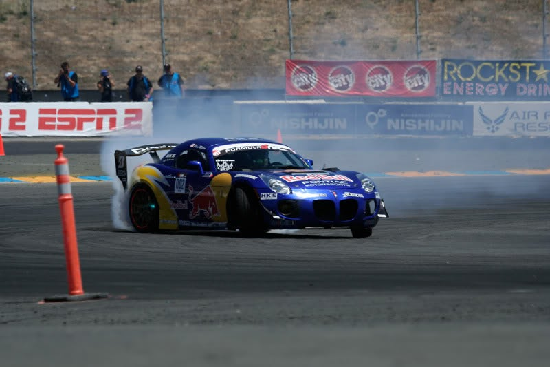 Formula D Irwindale - My First Motorsports Coverage