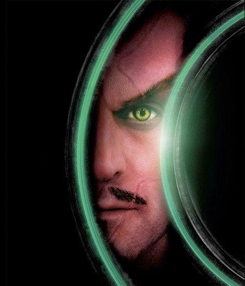 First look at Green Lantern's Sinestro