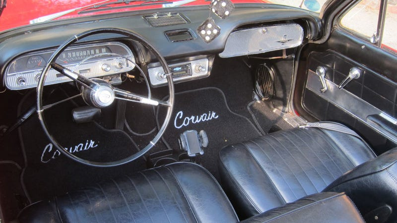 1962 Chevrolet Corvair Monza Convertible: The Jalopnik Classic Review