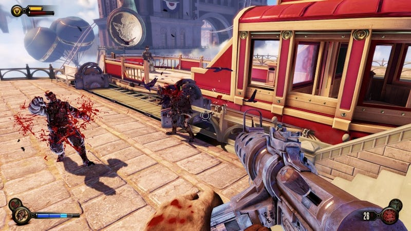 The Problem With BioShock Infinite's Combat