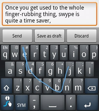 Swype Beta Brings Better Typing to Android, Free for Next Few Days