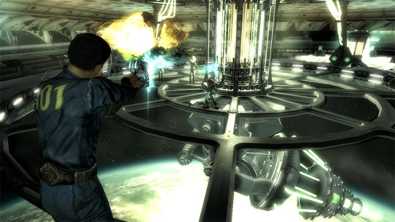 Fallout 3 Mothership Zeta Micro-Review: The Final Frontier