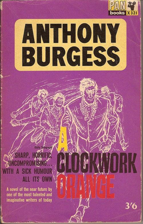 A Clockwork Orange Gallery